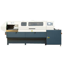 JBT50-4D Elliptic Perfect binding machine